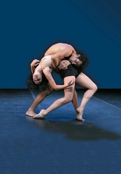 Die Cisne Negro Dance Company.