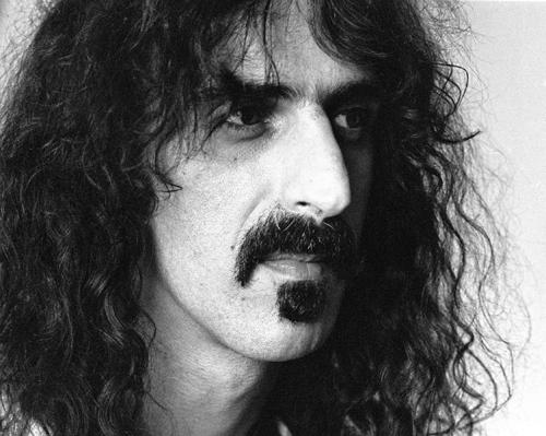 Frank Zappa in Basel