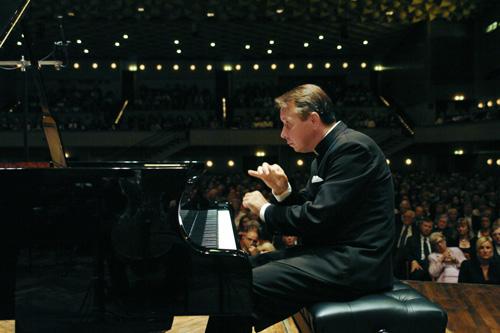 Sensibler Klaviertitan. Foto: Rainer Maillard