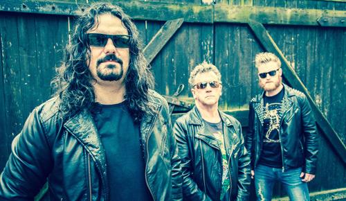 Rocker von Down Under. Foto: Novak Day Photography