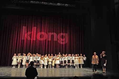 Kindermusikfestival klong