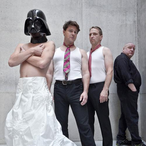 Männer unter sich. Bild: duARTE