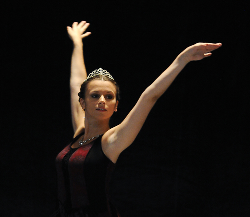 Moira Fetterman Ballett Der Kuss der Fee