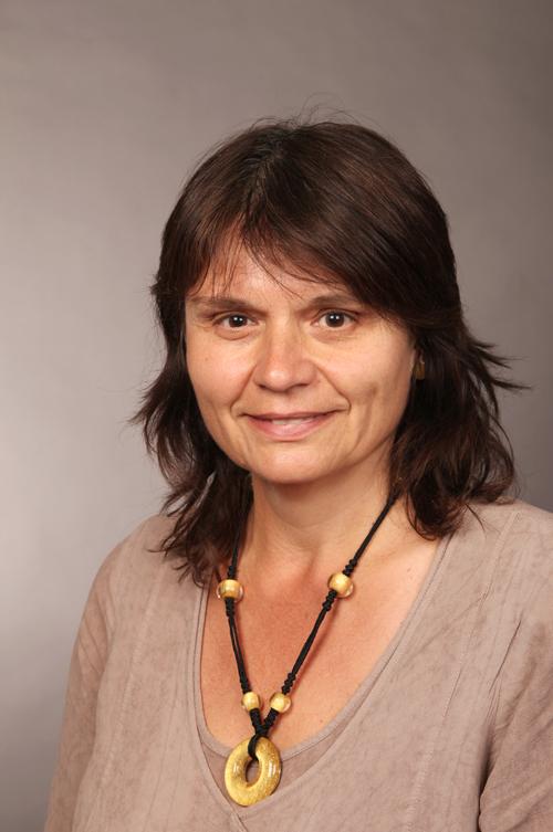 Expertin für Ur- und Frühgeschichte:  Brigitte Röder.