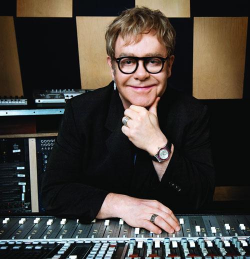 Elton John und Band | MI, 17.7., 19.45 Uhr | Marktplatz Lörrach | 89 Euro
