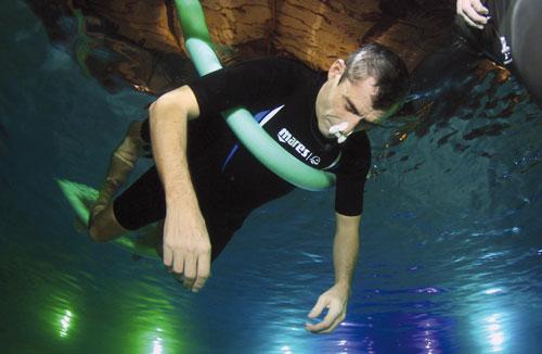 Relaqua Entspannng im Wasser