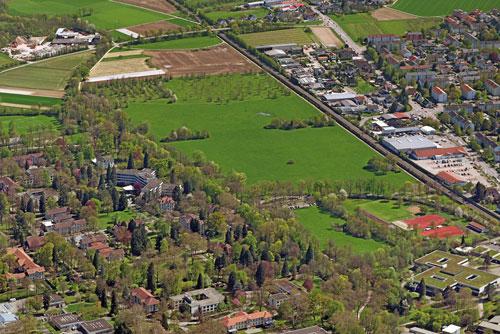 Luftaufnahme Haselwald-Spitzmatten Emmendingen