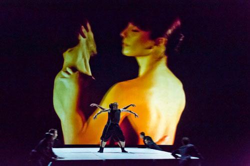 Absolut Dansa verspricht einen unterhaltsamen Abend. Bild: Ismael Lorenzo