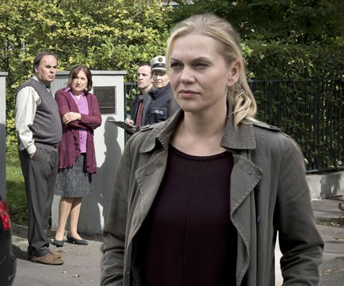 """Komödie, Drama, Thriller oder Krimi: Anna Loos kann alles. Am Samstag, 27. September, ist sie wieder als Kommissarin """"Helen Dorn"""" zu sehen (20.15 Uhr, ZDF)."""