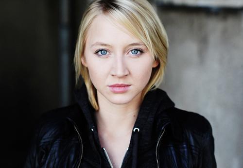 """Anna Maria Mühe, 28, spielt in """"Junges Deutschland"""" Mädchen und Frauen, die zwischen 1900 und 2010 Geschichte erlebten."""