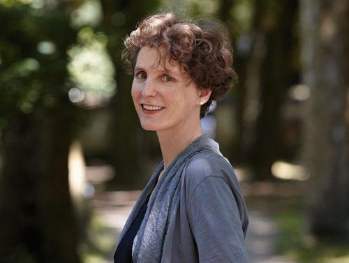 Annette Pehnt schreibt Romane und Kinderbücher. Bild: Peter Peitsch/ peitschphoto.com