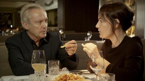 Mit Nicolette Krebitz erlebte Udo Kier verrücke Nächte.
