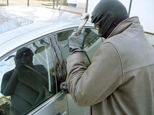 Von wegen Brechstange: heute rücken professionelle Banden mit Hightech an.