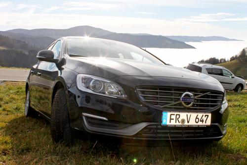 Volvo V60: sportlicher Kombi mit 181 PS