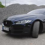 Autotest: Jaguar XE auf Beutezug