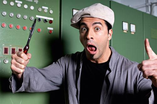 Bülent Ceylan ist einer der erfolgreichsten Comedians Deutschlands. Bild: Marco Perdigones