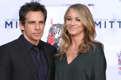 Seit 2000 ist Ben Stiller mit Schauspielerin Christine Taylor verheiratet.