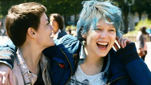 Lise (Mona Walravens, rechts) wird in Emmas (Léa Seydoux) Beziehung noch für Zündstoff sorgen.