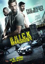 """Abschied von Paul Walker: Im Action-Film """"Brick Mansions"""" sieht man den verunglückten """"Fast & Furious""""-Star in seinem letzten fertiggestellten Film."""