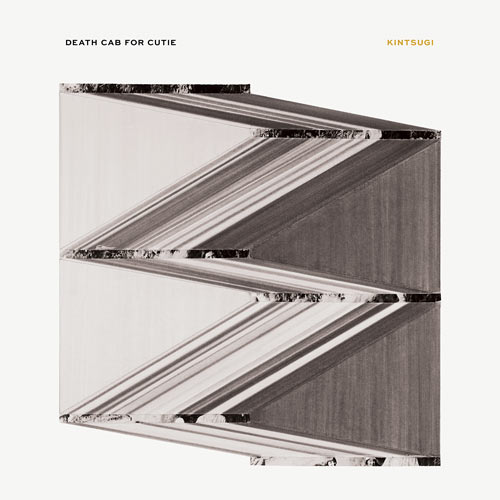 "Das Album ""Kintsugi"" von Death Cab For Cutie (Warner Music)."