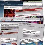 """Von Spiegel online bis Bild: Ende Januar hat Freiburg in ganz Deutschland Schlagzeilen gemacht. Allgemeiner Tenor: """"Ausgerechnet im toleranten Freiburg""""."""