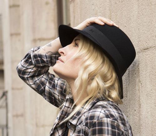 """Früher wollte sie perfekt """"performen"""", heute sucht sie nach den tieferen Dingen des Lebens: Sarah Connor, 34, hat ihr erstes deutschsprachiges Songwriter-Album aufgenommen."""