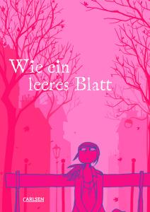 Graphic Novel Wie ein leeres Blatt