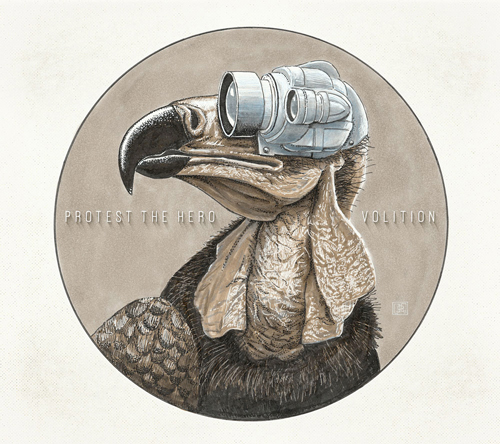 Cover Protest the hero