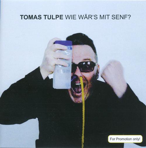 CD-Cover: Thomas Tulpe