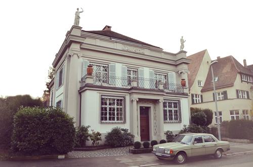 Villa Freiburg dr gottlieb stiftung verkauft wiehre villa für mehr als