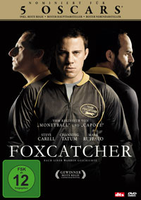 DVD: Foxcatcher