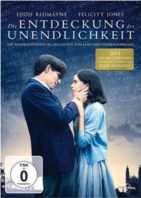 DVD: Die Entdeckung der Unendlichkeit