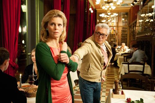 Carl (Henry Hübchen) will noch eine Chance von Helene (Leslie Malton).
