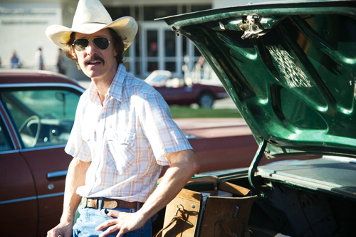 Ein Westernheld im Kampf gegen eine Krankheit und ein krankes System: Ron Woodruff (Matthew McConaughey) gibt nicht auf.