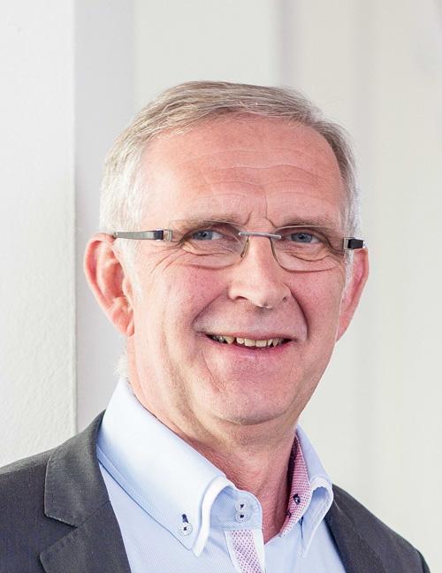 Bernd Dallmann bezeichnet den Ruf nach mehr Parkplätzen als »Argument von gestern«.