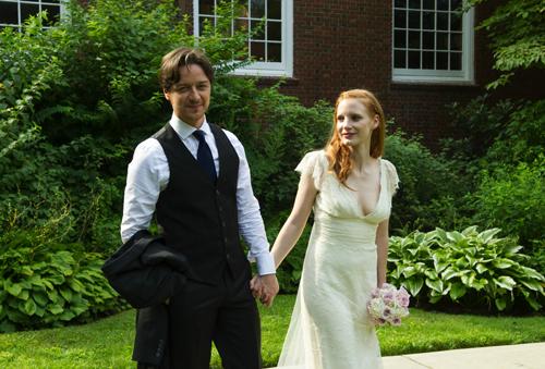 Einst waren Conor (James McAvoy) und Eleanor (Jessica Chastain) so verliebt, dass es beinahe weh tut.