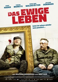 """""""Das ewige Leben"""" (2015) ist bereits die vierte Verfilmung der Romane rund um den Kult-Ermittler Simon Brenner (Josef Hader). Der kehrt diesmal in seine Heimatstadt Graz zurück."""