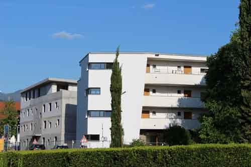 Der Sommerhof in Denzlingen: Eines der zahlreichen Projekte des Bauvereins. Foto: BVB