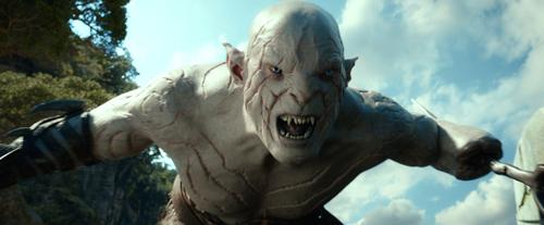 Grässliche Monster trachten den Zwegen nach dem Leben.