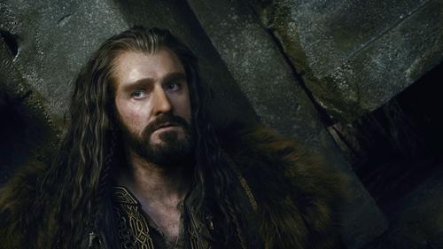 """König Thorin (Richard Armitage) ist der eigentliche Hauptdarsteller des dritten """"Hobbit""""-Films."""