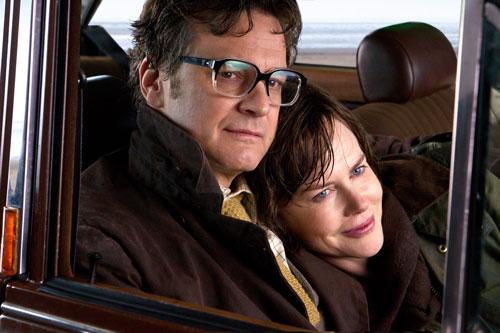 Eric Lomax (Colin Firth) und Patti (Nicole Kidman) fühlen sich zueinander hingezogen. Aber Eric ist psychisch krank.