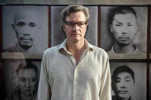Eric Lomax (Colin Firth) will sein Foltertrauma aus dem Zweiten Weltkrieg überwinden.