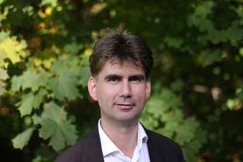Botschafter der Achtsamkeit: Kai Romhardt. Foto: privat