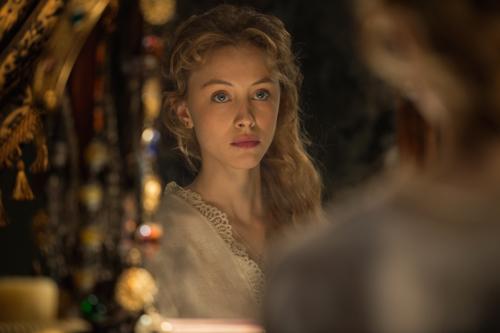 Die kanadische Schauspielerin Sarah Gadon verkörpert Mirena, Vlads geliebte Ehefrau.