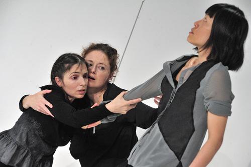 Drei Schwestern am Theater Freiburg