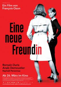 """Liebe ist keine Frage des Geschlechts: """"Eine neue Freundin"""" von Regisseur François Ozon ist ein starkes Plädoyer für die gesellschaftliche Akzeptanz des Andersseins."""