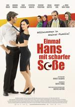 """Von der Suche nach dem Traummann erzählt """"Einmal Hans mit scharfer Soße"""". Die Frage ist nur, ob er Türke oder Deutscher sein soll."""