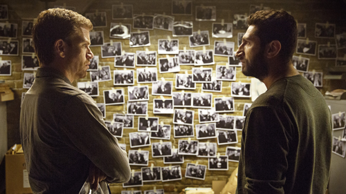Machen kalte Fälle wieder heiß: Carl Mørck (Nikolaj Lie Kaas, links) und sein neuer Kollege Assad (Fares Fares).