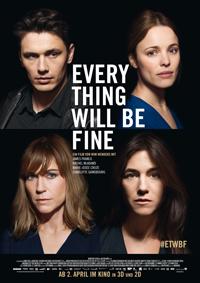 """""""Every Thing Will Be Fine"""" feierte seine Premiere bei der diesjährigen Berlinale."""