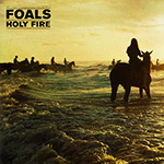 CD-Cover: Holy Fire von Foals